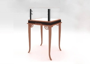 Jewelry display furniture design antique high quality