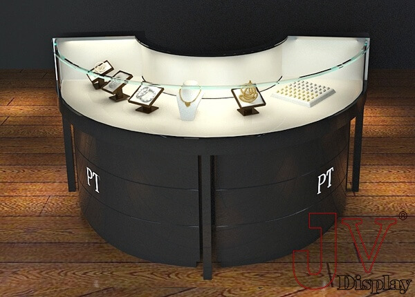 jewellery shop display cabinets