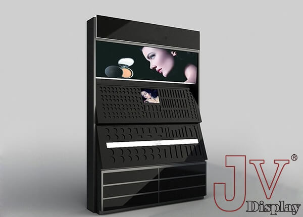 cosmetic display fixtures