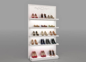 shoe wall display
