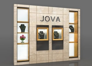 retail wall fixtures