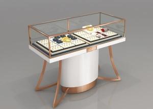 Jewellery Display Cabinets Australia Metal Frame Rectangular