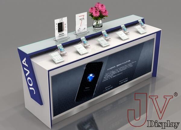 Mobile Phone Counter Design For Digital Shop For Salemobile Phone