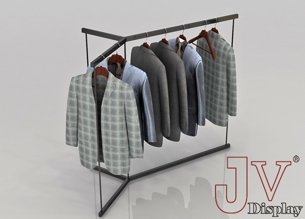 boutique clothes racks