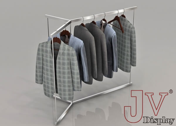 3 way display stand