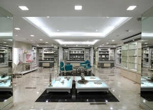 jewellery shop interior design in indian style