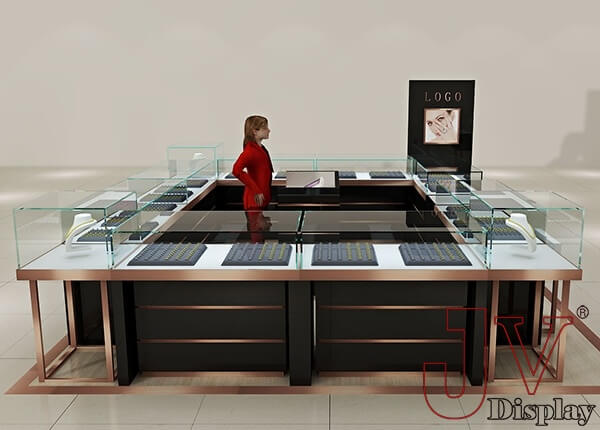 jewelry kiosk manufacturers