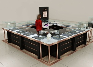jewelry kiosks in the mall manufacturers supply