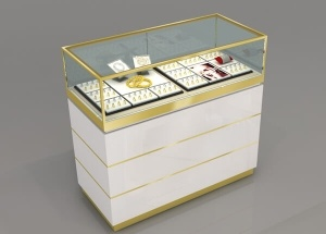 Custom jewelry counter