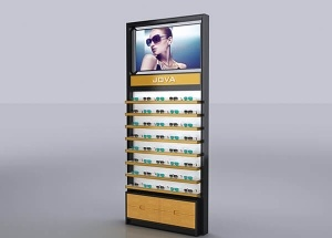 eyewear frame displays
