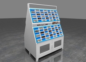 wholesale optical furniture display with 3d design