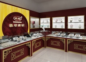 interior design for jewelry shop