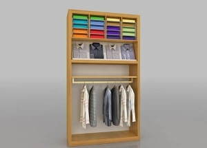 boutique clothing store fixtures