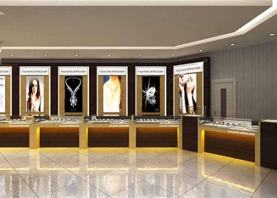 Jewellery Shop Furniture Design In India Style For Salejewellery