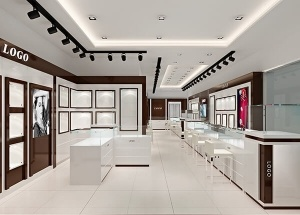 jewellery shop furniture design