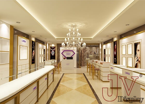 furniture design for jewellery shop