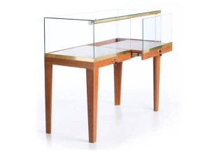 modern jewellery display cabinet