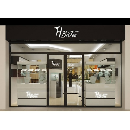 Small Retail Jewelry Store Design For Sale Small Retail