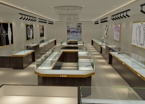jewellery shop furniture