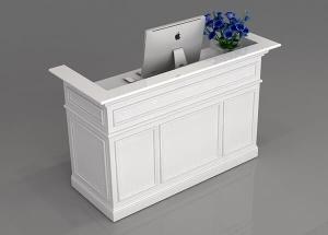 Exhibition Stand Reception Desk : Modern l shaped reception desk counter for sale modern l shaped