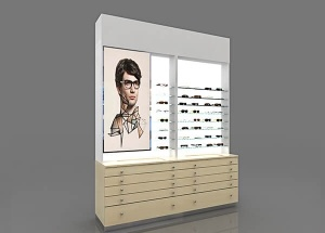 sunglasses wall display