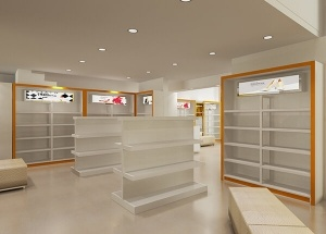 shoes shop interior design