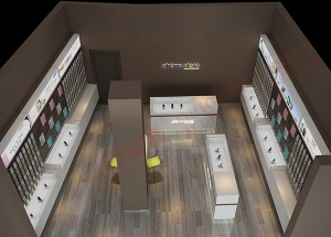 phone shop design
