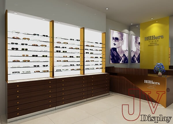 optical shop design