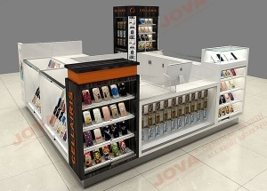 mobile accessories kiosk