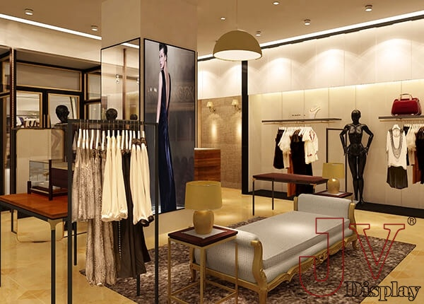 Women clothes shop display for interior design for sale - Men s clothing store interior design ideas ...