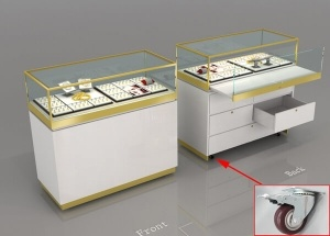 retail jewelry display cases