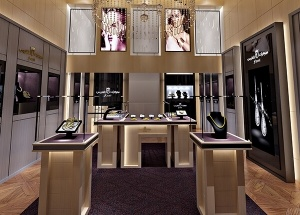 luxury jewelry store displays ideas