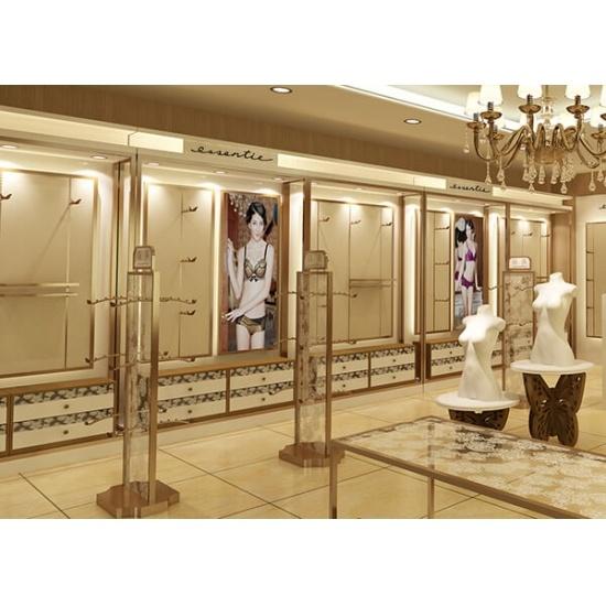 70365994f755 bra display rack for lingerie store interior design for sale,bra ...