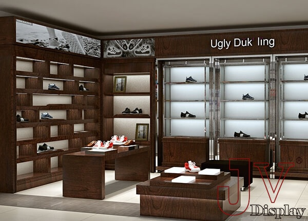 shoe store design with store display fixtures for sale,shoe ...