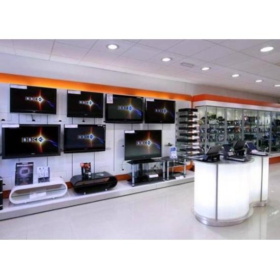 Electronics Showroom Interior Design And Display Furniture