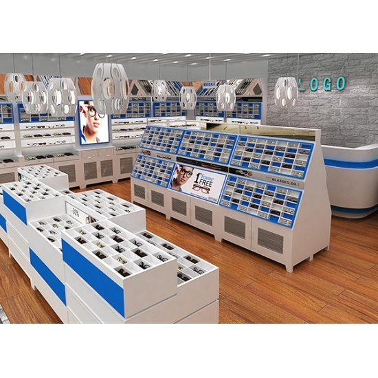 Attrayant Eyeglass Display Cabinets Trays Displays For Store Design