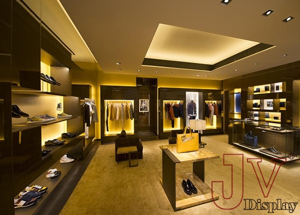 men shop design