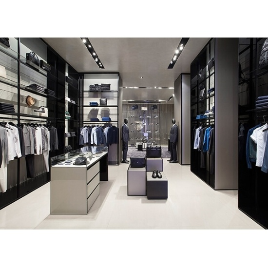 Ideas For Interior Design: Luxury Clothing Boutique Interior Design Ideas For Sale