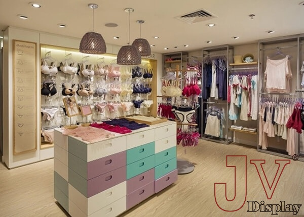 underwear display for interior design ideas women\'s boutique for ...