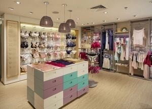 underwear display for interior design ideas women's boutique