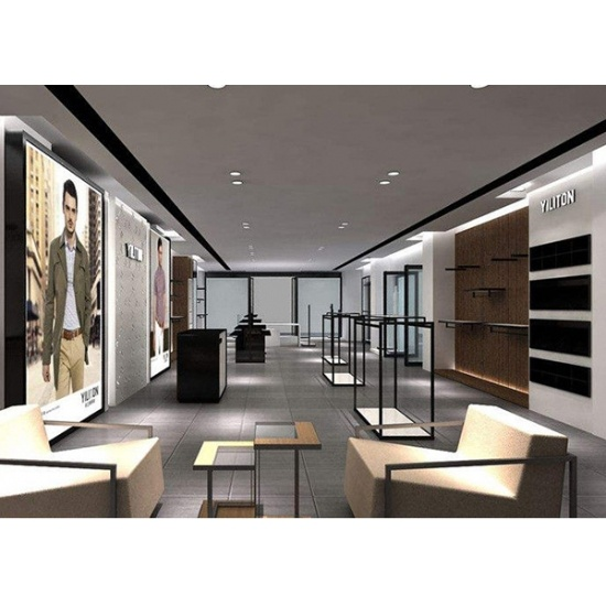 retail men clothing store design ideas display shelving for sale ...