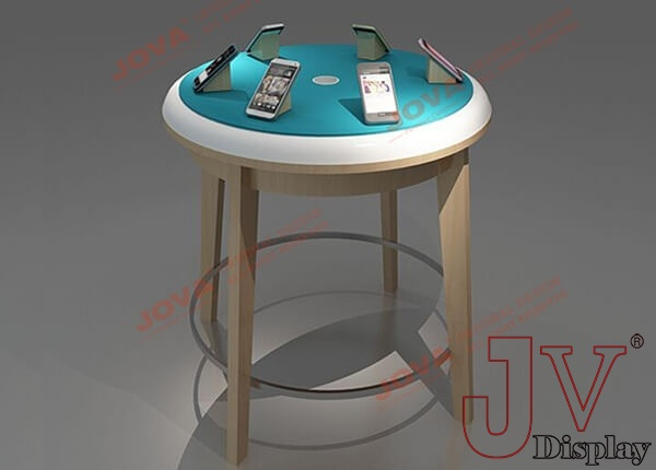 mobile display table