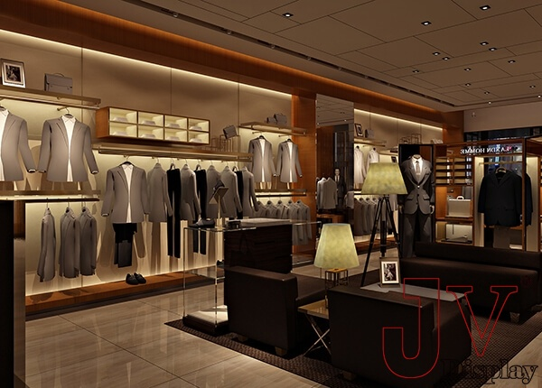 boutique shop design decoration
