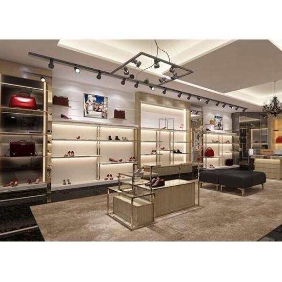 Decorating Ideas For Shoe Retail Stores For Sale