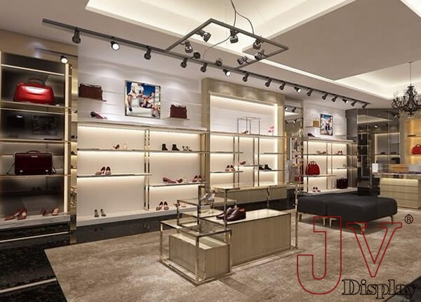Decorating Ideas For Shoe Retail S