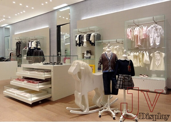 Modern Store Fixtures For Baby Shop Interior For Sale Modern Store Fixtures For Baby Shop Interior Suppliers