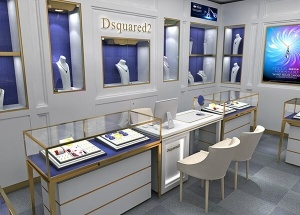 Amazing Jewelry Display Ideas For Retail Luxury Store