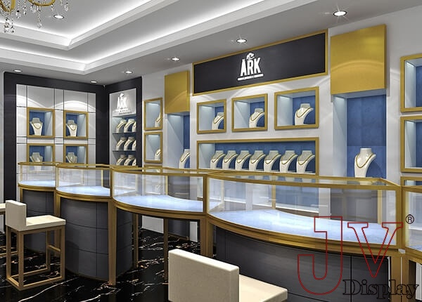 interior design ideas jewellery shop