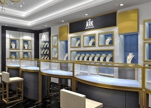 jewellery counter