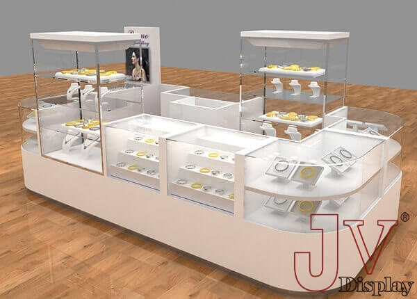 jewelry counter design